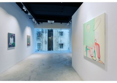 A Point of Signification<br>Galerie Huit, Hong Kong 2015