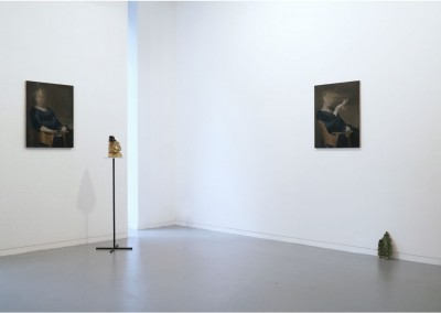 The Abundant Throat<br>Galerie Diana Stigter, Amsterdam 2012