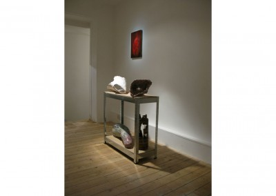 <strong>Early Music</strong> 2008<br>Installation view, Associates, London