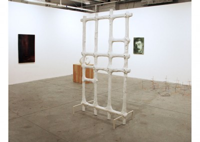 <strong>Associates in New York</strong> 2008<br>Installation view, Phillips de Pury, New York